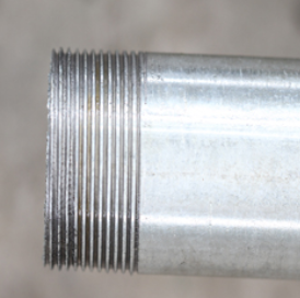 gi pipe/scafolding tube,galvanized pipe threaded,steel scaffolding pipe