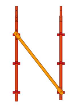 All-round Kwikstage Scaffolding System,Scaffolding Working Platform