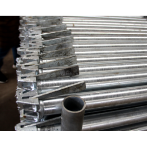 Galvanized Steel Ledger Ringlock Scaffolding Ledgers and Standards