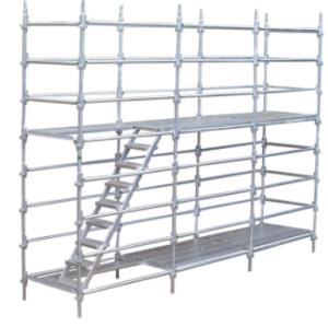 Aluminium Kwikstage Scaffold System Safety Scaffolding