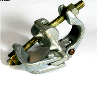 48.3mm Swivel Scaffolding Coupler Double Pipe Clamp
