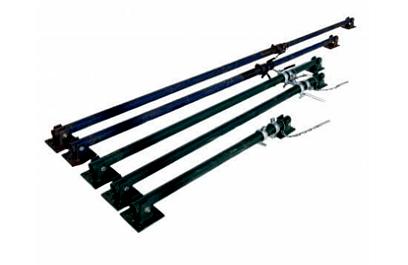 Scaffolding Telescope Steel Prop Jack Size Props Construction