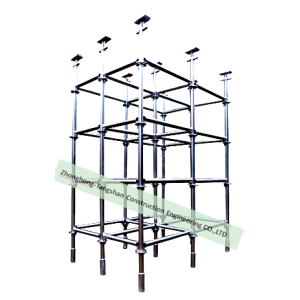 All Round Ringlock System Scaffolding Models 3 Types of Scaffolding