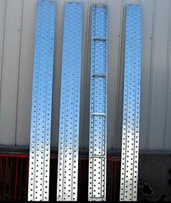 Tianjin Zhonghong Group aluminum scaffolding deck,mobile scaffolding