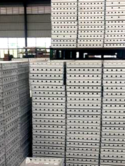 New product aluminium formwork for concrete construction