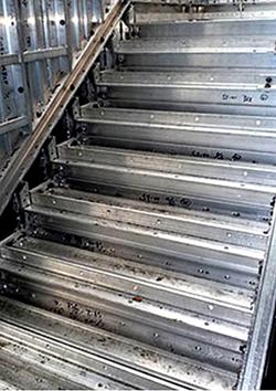 Stair Steel Adjustable Column Formwork Scaffolding