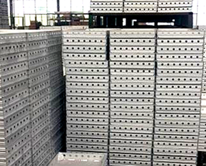 Table Aluminum Panel Slab Formwork System Building Material