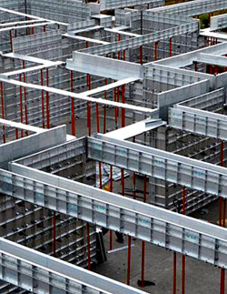 Aluminum System Construction Formwork  Tie Rod