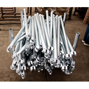 China Manufacturer q235 Steel Galvanized Ringlock Ledger for Sale