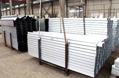 Scaffolding  galvanized steel plank used for scaffold parts for sale