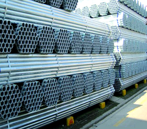 Tianjin Zhonghong supply construction used Q235 Black scaffolding pipe and carbon steel tubes