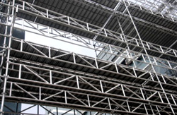 Ringlock scaffold system help you slove the building requirements