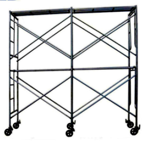 H frame metal scaffold frame walk through scaffolding frames
