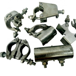 Fixed swivel clamps British Forged swivel Coupler
