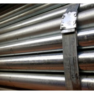 Hot sale construction used Q235 Black/Carbon Welded carbon steel tube