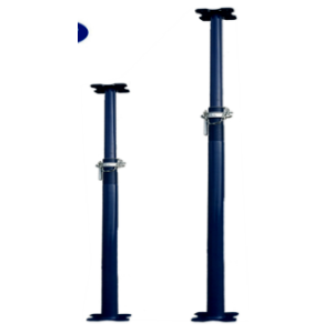 Stable adjustable concrete steel props metal supporting shoring props Acro Jack