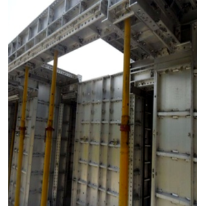 High Turnover Frequency Concrete Slab Wall Formwork From China Aluminium Formwork