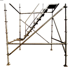 Ringlock Scaffolding  Accessories High Load Capacity Standards Price