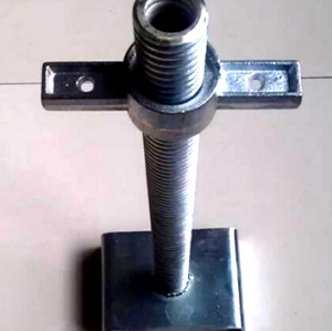 Factory Direct Sell Adjustable Base Jack Scaffolding Low Price Galvanized Scaffolding Prop Jack