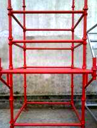 Hot Dipped Galvanized Standard Scaffolding Cuplock System Factory Made Scaffold