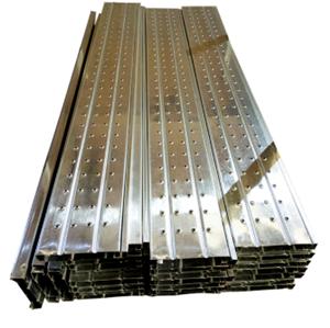 Supplier Steel Galvanized Walking Plank Metal plank