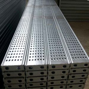 Durable Hot Dipped Galvanized Scaffolding Metal Plank From China Scaffold Boards For Sale