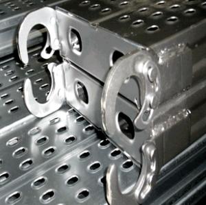 Scaffolding Plank for Ringlock/cuplock/Kwikstage scaffolds steel plank scaffolding