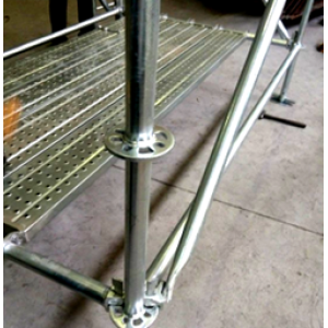 Q235 steel aluminum scaffolding construction material for sale in China