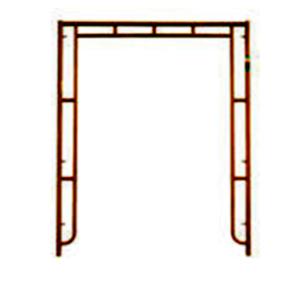 High quality standard surface treatment Scaffolding steel Shore Frame manufacturer