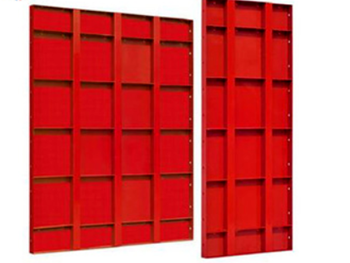 Export Standard Concrete Wall Metal Formwork