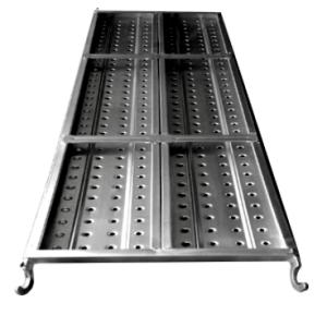 Metal Decking Working Platform