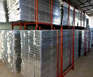 Tianjin Zhonghong Good Quality Galvanized Scaffold Metal Plank