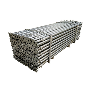 Painting Scaffolding Steel Shoring Prop System With Accessories