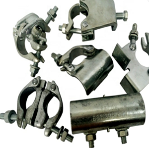 High Performance Scaffolding Parts For Construction British Pressed Swivel Scaffold Coupler