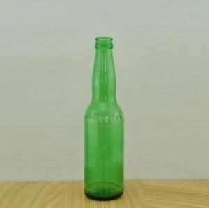 wholesale 330ml Empty Beer Bottles 12oz green beer bottle