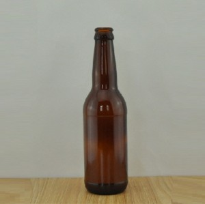 Lager Type and Champagne Style Beer bottles