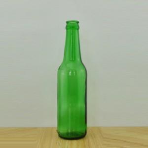 empty 330ml glass beer bottle emerald green color 330ml empty glass beer bottle prices wholesale