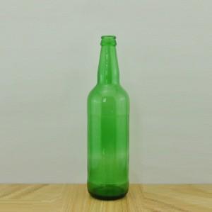 600ml Glass Beer Bottles for sale Customised Beer Bottle