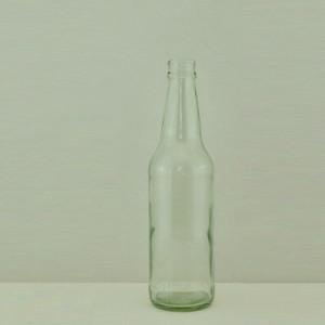 335ml flint/green beer bottle crown cap clear glass beer bottle