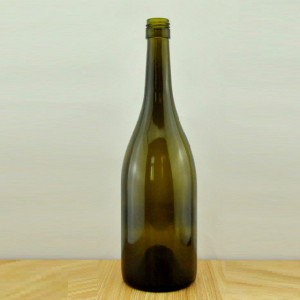 BVS finish wine glass bottle weight 620g