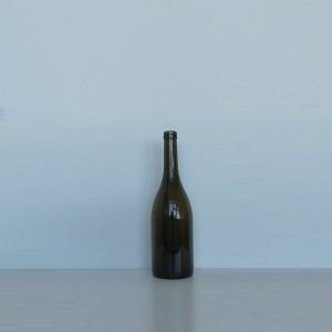 Customed 750ml glass wine bottle Cork finish red wine bottles 2077