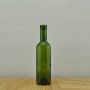 375ml stelvin finish screw finish empty red wine glass bottles