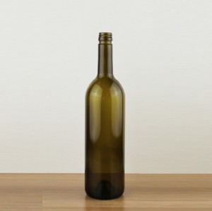750ml screw top wine bottle for sale