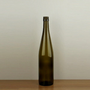 750ml 75cl dry white wine glass bottle for sale