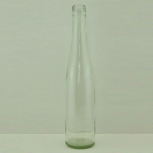 375ml BVS flint Hock Wine Bottles