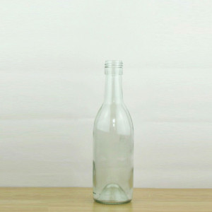 330ml dry white wine bottles/samll dry white glass bottles/wholesale dry white wine bottles