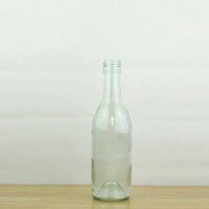 330ml dry white wine bottles/samll dry white glass bottles/wholesale dry white wine bottles