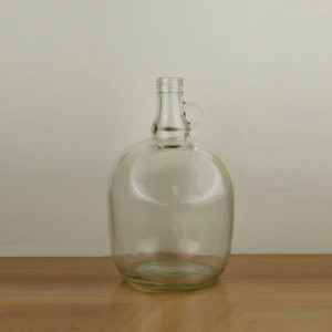 Large capacity 3 liters transparent glass jar