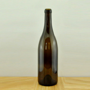 750ml Glass Wine Bottle Empty 75cl Burgundy Wine Bottle Wholesale