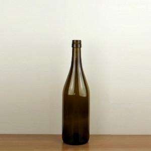 750ml Screw Cap Burgundy Wine Bottle Stock Sale